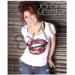 Jo Dee Messina 8x10- Lips