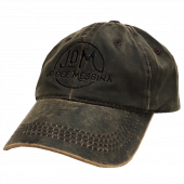 Jo Dee Messina Brown Leather-Like Ballcap