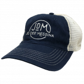 Jo Dee Messina Navy and Natural Ballcap