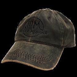 Jo Dee Messina Brown Leather-Like Ballcap