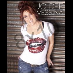Jo Dee Messina 8x10- Lips